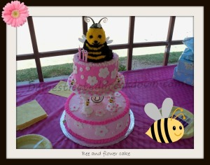 flower and bee party3