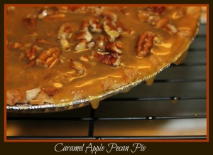 caramel apple pecan pie3