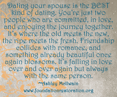 you are enough dating
